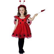 Kleid für Karneval - Marienkäfer Größe S. - Kinderkostüm