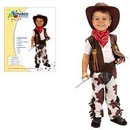 Karnevalskostüm - Cowboy Größe M - Kinderkostüm