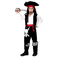 Karnevalskleid - Pirat Größe M - Kinderkostüm