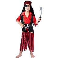 Karnevalskostüm - Pirat Größe M - Kinderkostüm