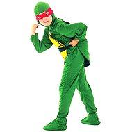 Karnevalskostüm - Schildkröte, Größe S - Kinderkostüm