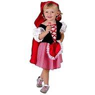 Karnevalskleid - Rotkäppchen Größe XS - Kinderkostüm