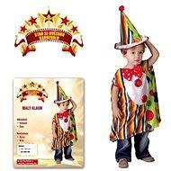 Kinderkostüm Faschingskostüm - Kleiner Clown Größe XS