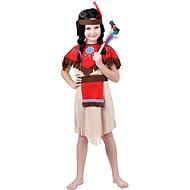 Karnevalskleid - Indianerin Größe M - Kinderkostüm