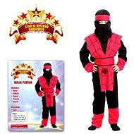 Kinderkostüm - Ninja Spinne Größe S