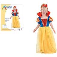 Baby Kostüm Karneval - Schneewittchen Größe XS - Kinderkostüm