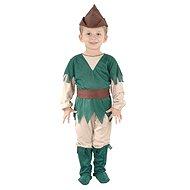 Kleid für Karneval - Jäger Größe XS - Kinderkostüm