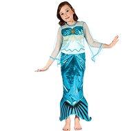 Karnevalskleid - Meerjungfrau Größe M - Kinderkostüm