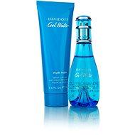 DAVIDOFF Cool Water Woman EdT Set 105 ml - Parfüm-Geschenkset