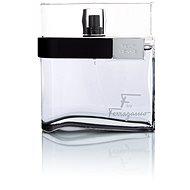 SALVATORE FERRAGAMO F by Ferragamo Black EdT 100 ml - Herren Eau de Toilette