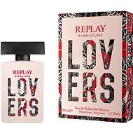 REPLAY Signature Lovers Woman EdT - Eau de Toilette