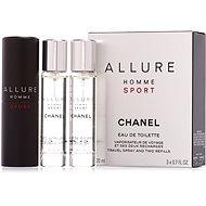 Herren Eau de Toilette Chanel Allure Homme Sport EdT 3x20 ml - Toaletní voda pánská