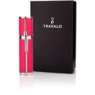 Travalo Refill Atomizer Milano - Deluxe Limited Edition 5 ml - Pink - Füllbarer Parfüm-Zerstäuber