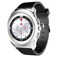 MyKronoz ZeTime Original Silver/Black - 39 mm - Smartwatch