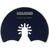 Kreator Segmentový řezný kotouč 87x1.4mm dřevo/plast/ocel - Scheibe