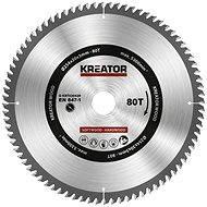 Kreator KRT020429, 254 mm - Sägeblatt für Holz
