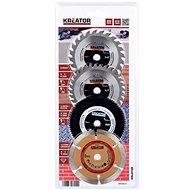 Kreator KRT090101, 89mm - Trennscheiben-Set