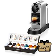 Nespresso® CitiZ XN740B - Kapsel-Kaffeemaschine
