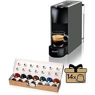 Nespresso Krups Essenza Mini XN110B - Kapsel-Kaffeemaschine