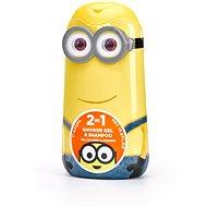 Minions 400 ml - Duschgel für Kinder