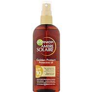 Bräunungsöl GARNIER Ambre Solaire Bronzing Schutzöl SPF 10 150 ml - Sonnenöl
