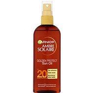 Sonnenschutzmittel GARNIER Ambre Solaire Goldenes Sonnenschutz-Öl SPF 20 150 ml - Sonnenöl