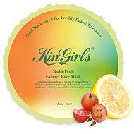 KinGirls Multi-ovocná esenciální maska 18 ml - Gesichtsmaske
