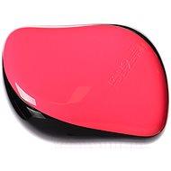 TANGLE TEEZER Black & Rosa Kompakt - Haarbürste