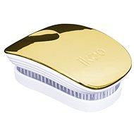 IKOO Pocket soleil weiß - Haarbürste
