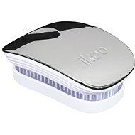 IKOO Pocket Oyster White - Haarbürste