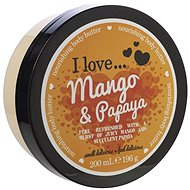 I LOVE… Nourishing Body Butter Mango & Papaya 200 ml - Körperbutter