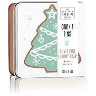 SCOTTISH FINE SOAPS Weihnachtsseife Kiefer in Blechdose 100 g - Seife