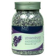 EZO Badesalz Live Magnesiumsalz Lavendel 650 g - Badesalz