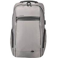 "Kingsons Business Travel Laptop Backpack 15,6"" - grau - Laptop-Rucksack"