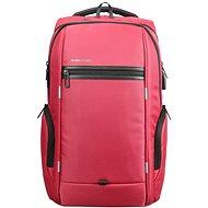 "Kingsons Business Travel Laptop Backpack 15,6"" - rot - Laptop-Rucksack"