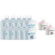 LAICA Bi-Flux Ersatzfilter, 10 Stück + 2 Stück Magnesiumactive
