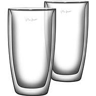 Lamart VASO LT9011 Set 2 Café Latte Gläser 380 ml - Gläser