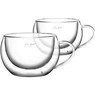 Lamart VASO LT9012 Set 2 Cappuccino Gläser 270 ml - Gläser