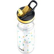 Lamart Sportflasche 0.5l gelb Straw LT4035 - Flasche