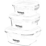 Dosen-Set Lamart 3 Stück Air LT6012 - Dosen-Set