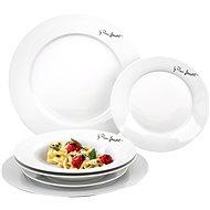 Lamart Set von runden Tellern 6 Stk. Dine LT9001 - Teller-Set