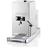 La Piccola Silver - Hebel-Kaffeemaschine