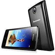 Lenovo A1000 Dual-SIM-Onyx Black - Handy