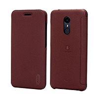 Lenuo Ledream für Xiaomi Redmi 5 Plus braun - Handyhülle