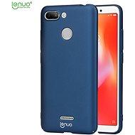 Lenuo Leshield für Xiaomi Redmi 6 Blau - Silikon-Schutzhülle