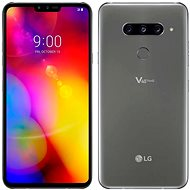 LG V40 ThinQ Grey - Handy