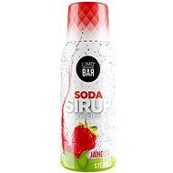 LIMO BAR Erdbeere Stevia - Sirup