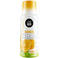 LIMO BAR Orange Stevia - Sirup