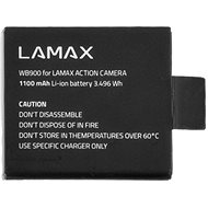 LAMAX Akku für LAMAX W - Videokamera-Akku