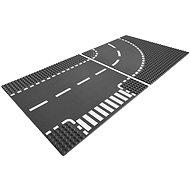 LEGO City 7281 T-Kreuzung und Kurve - Baukasten